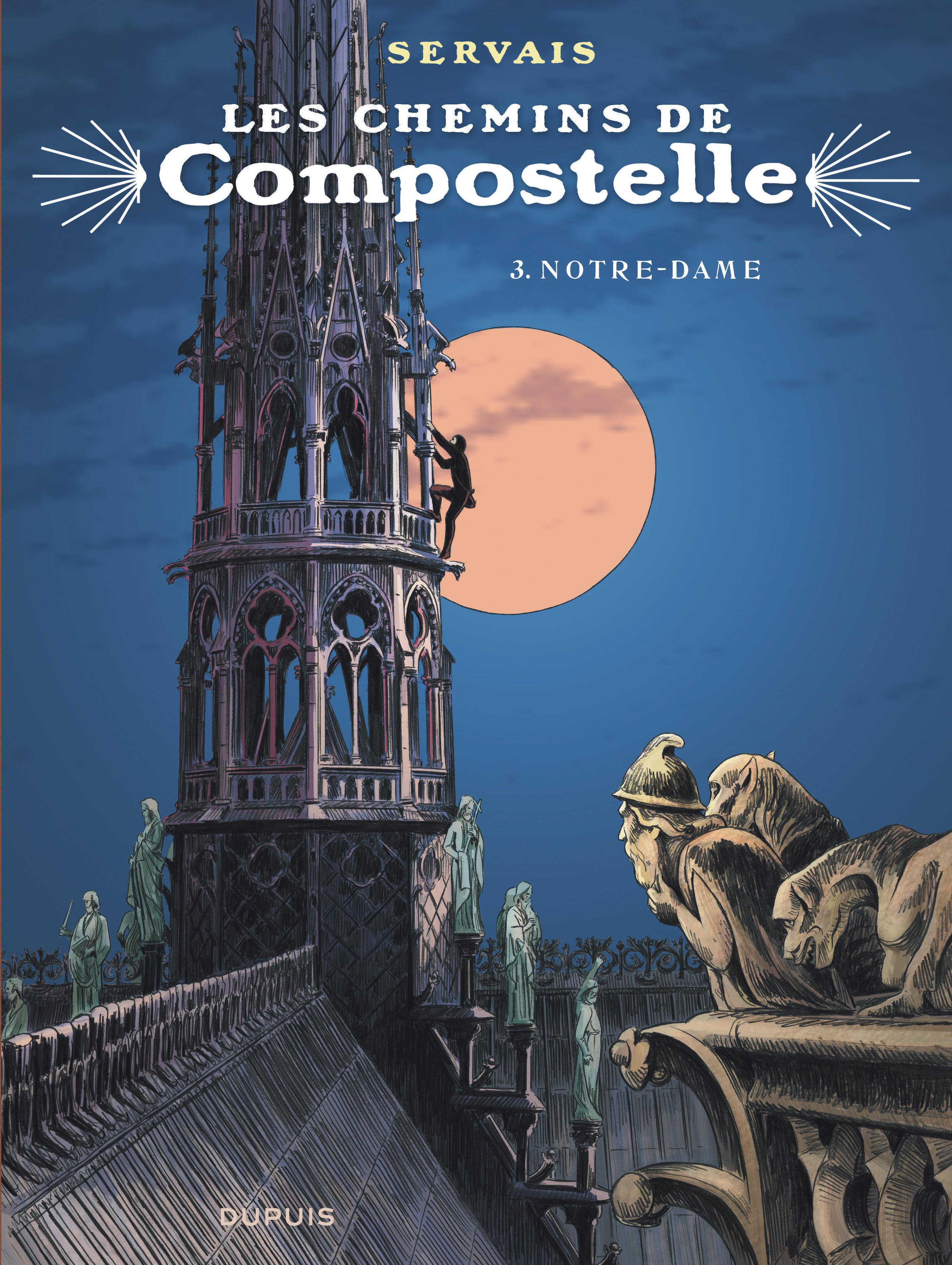COMPOSTELLE T3 NOTRE-DAME(EDITION SPECIALE)