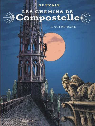 NOTRE-DAME(EDITION SPECIALE) - COMPOSTELLE - T3