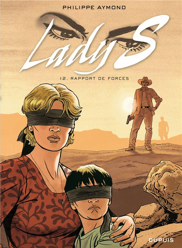 RAPPORT DE FORCE - LADY S - T12