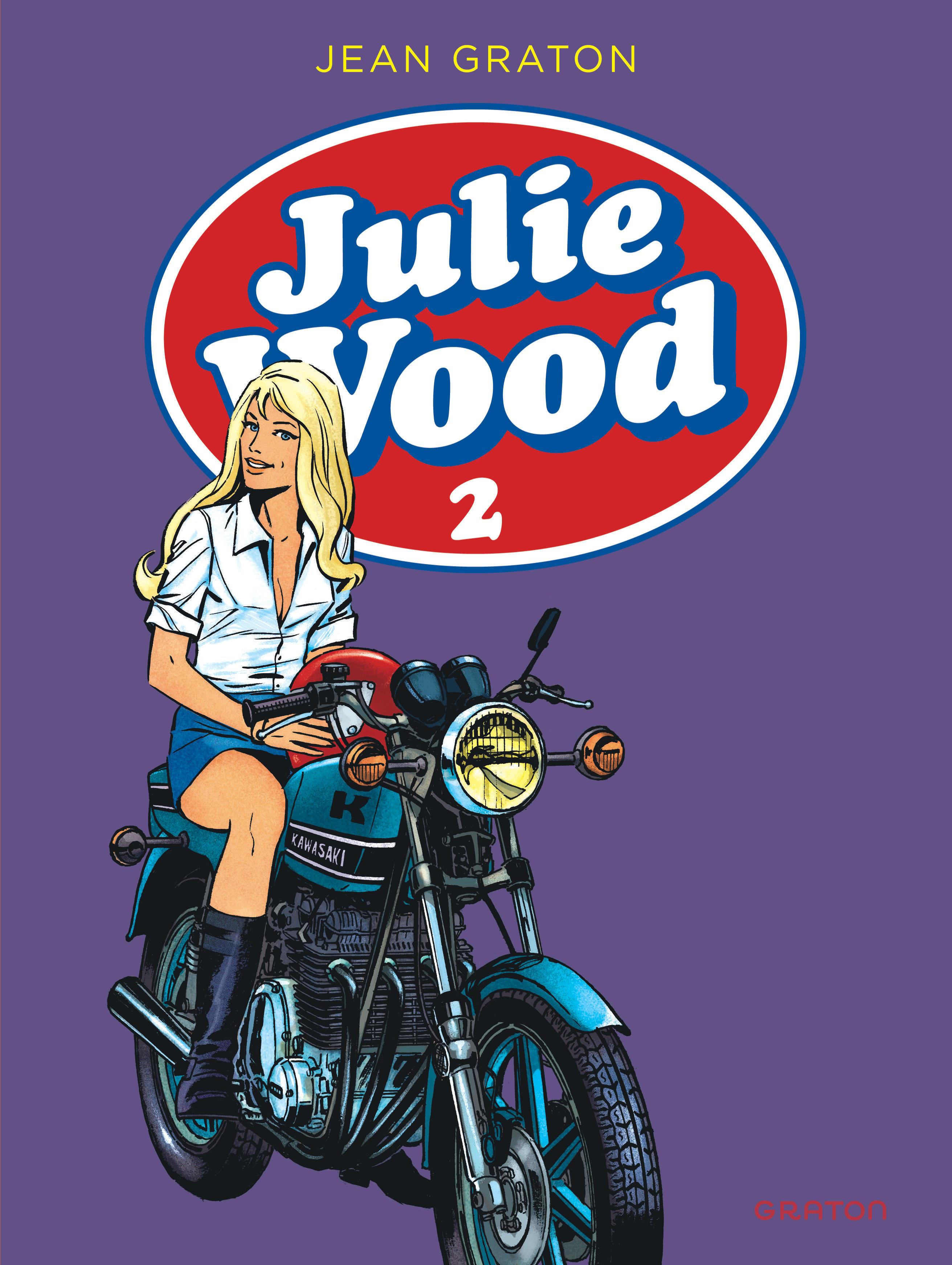 JULIE WOOD INTEGRALE 2 - T2