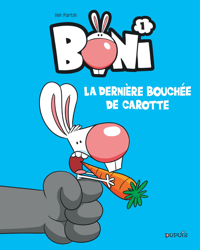 BONI T1 LA DERNIERE BOUCHEE DE CAROTTE