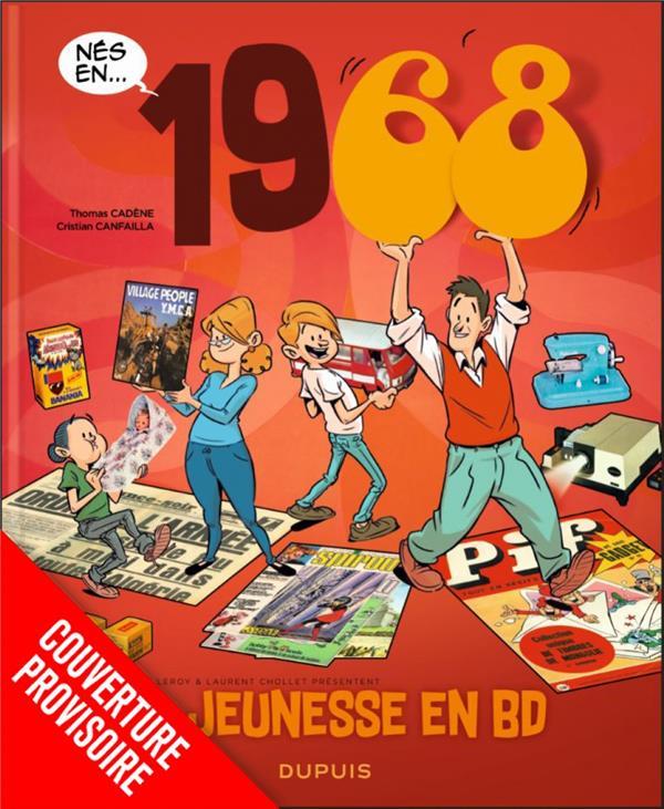 MA JEUNESSE EN BD - TOME 12 - 1968