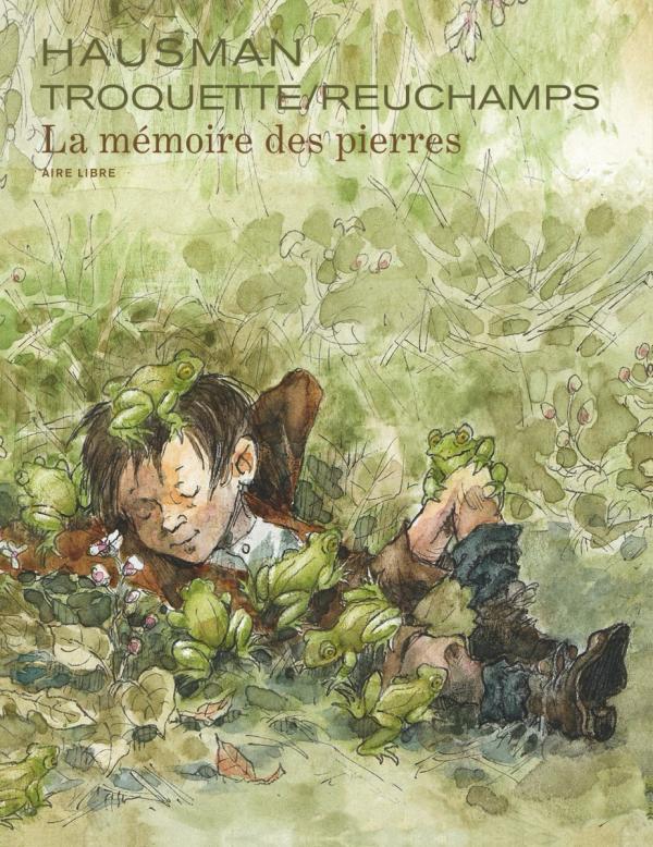 T1 - LA MEMOIRE DES PIERRES