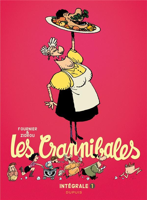 LES CRANNIBALES-L'INTEGRALE T1 LES CRANNIBALES - L'INTEGRALE - TOME 1 - LES CRANNIBALES INTEGRALE 1