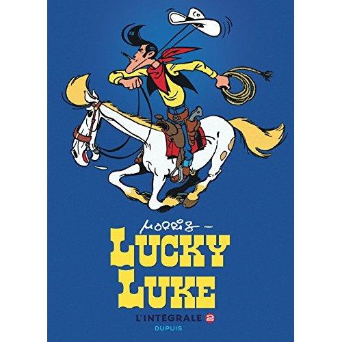 LUCKY LUKE (DUPUIS)(INTEGRALE) T2 LUCKY LUKE - NOUVELLE INTEGRALE - TOME 2 - LUCKY LUKE NOUVELLE INT