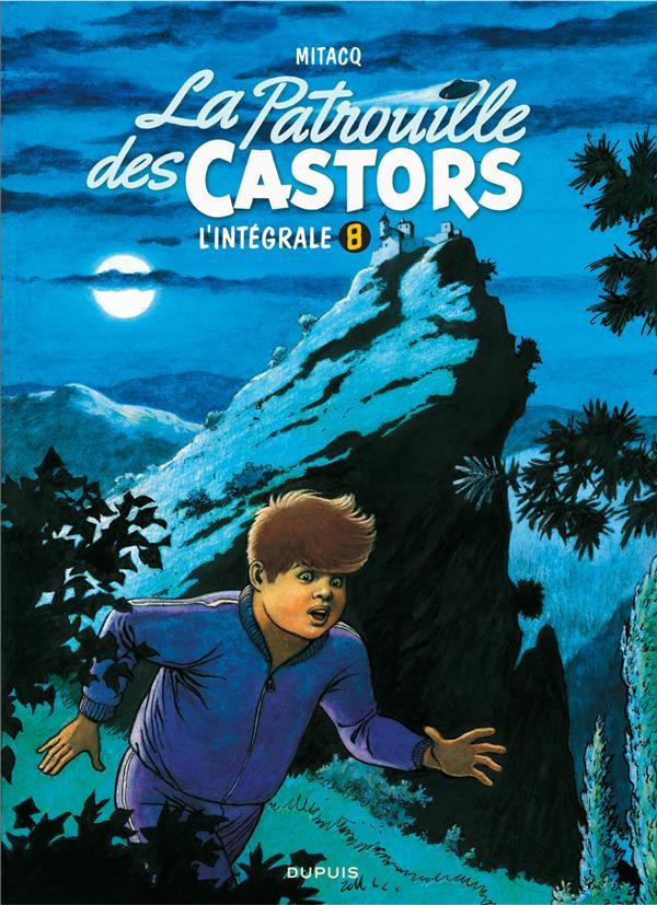 PATROUILLE DES CASTORS(INTEGRA T8 LA PATROUILLE DES CASTORS INTEGRALE 8