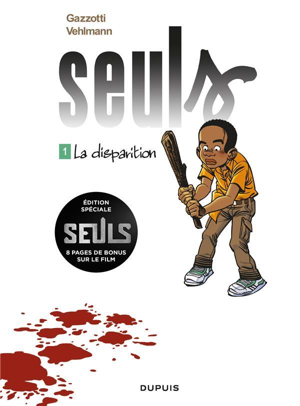SEULS - TOME 1 - SEULS 1 (LE FILM)