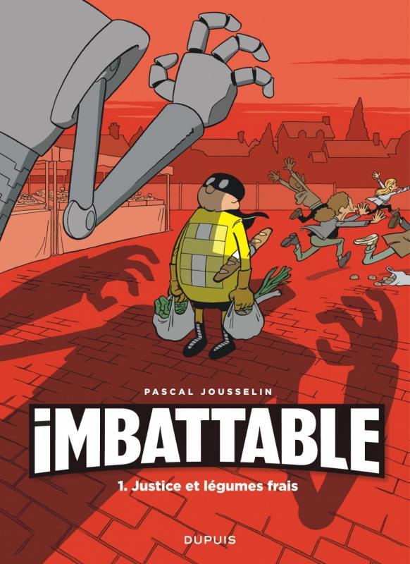 IMBATTABLE - T1 - JUSTICE ET LEGUMES FRAIS