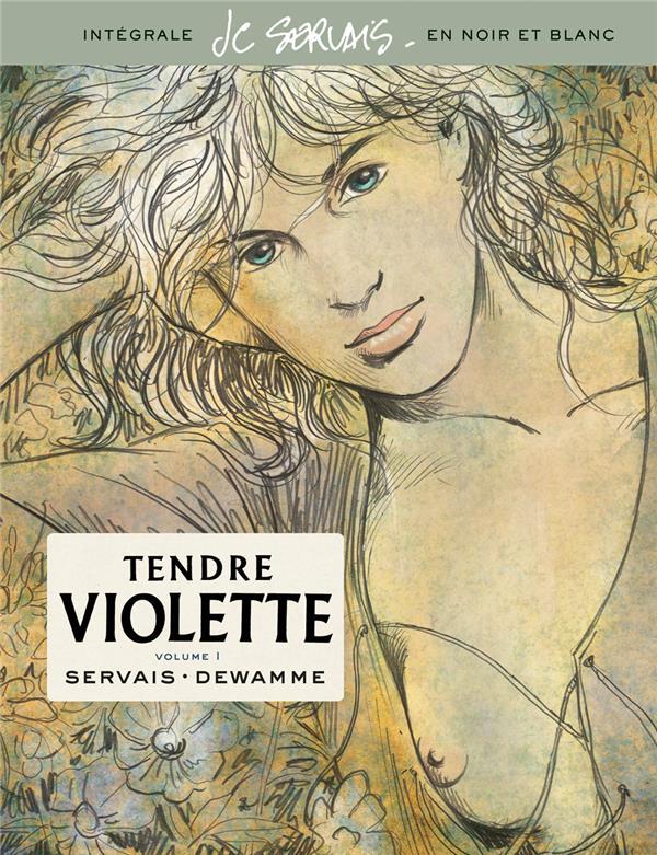 TENDRE VIOLETTE INTEGRALE T1 TENDRE VIOLETTE, L'INTEGRALE - TOME 1 - TENDRE VIOLETTE TOME 1 (INTEGRA