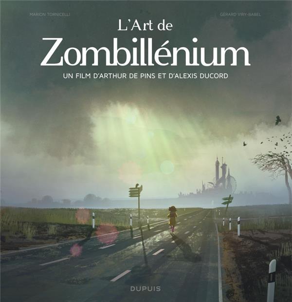 ZOMBILLENIUM ARTBOOK T1 ZOMBILLENIUM ARTBOOK - TOME 1 - ZOMBILLENIUM ARTBOOK