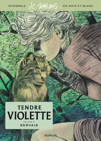 TENDRE VIOLETTE INTEGRALE T3 TENDRE VIOLETTE TOME 3 (INTEGRALE N/B)