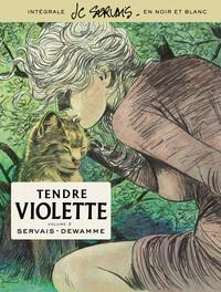 TENDRE VIOLETTE-L'INTEGRALE - TENDRE VIOLETTE TOME 3 (INTEGRALE N/B) (EDITION SPECIALE)