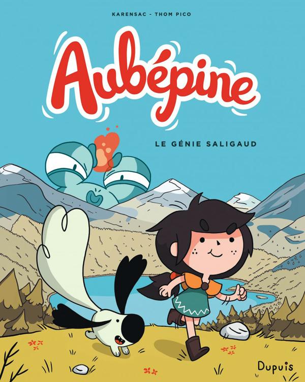 AUBEPINE - TOME 1 - LE GENIE SALIGAUD
