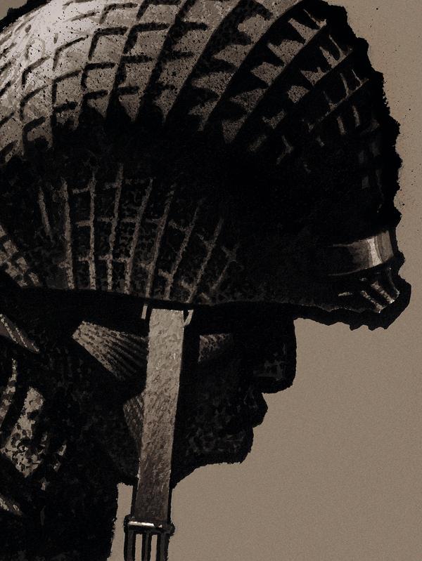 CINQ BRANCHES DE COTON NOIR - TOME 0 - CINQ BRANCHES DE COTON NOIR  N/B