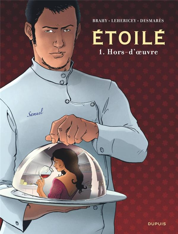 ETOILE - TOME 1 - HORS-D'OEUVRE - ETOILES