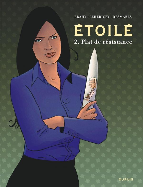 ETOILES T2 ETOILE - TOME 2 - PLAT DE RESISTANCE