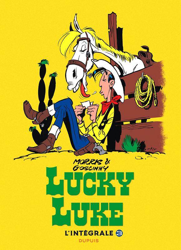 LUCKY LUKE (DUPUIS)(INTEGRALE) T3 LUCKY LUKE - NOUVELLE INTEGRALE - TOME 3 - LUCKY LUKE NOUVELLE INT