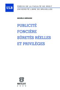 PUBLICITE FONCIERE SURETES REELLES