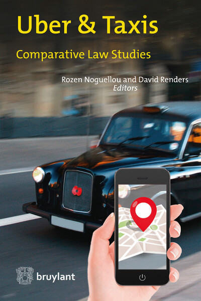 UBER  TAXIS COMPARATIVE LAW STUDIES