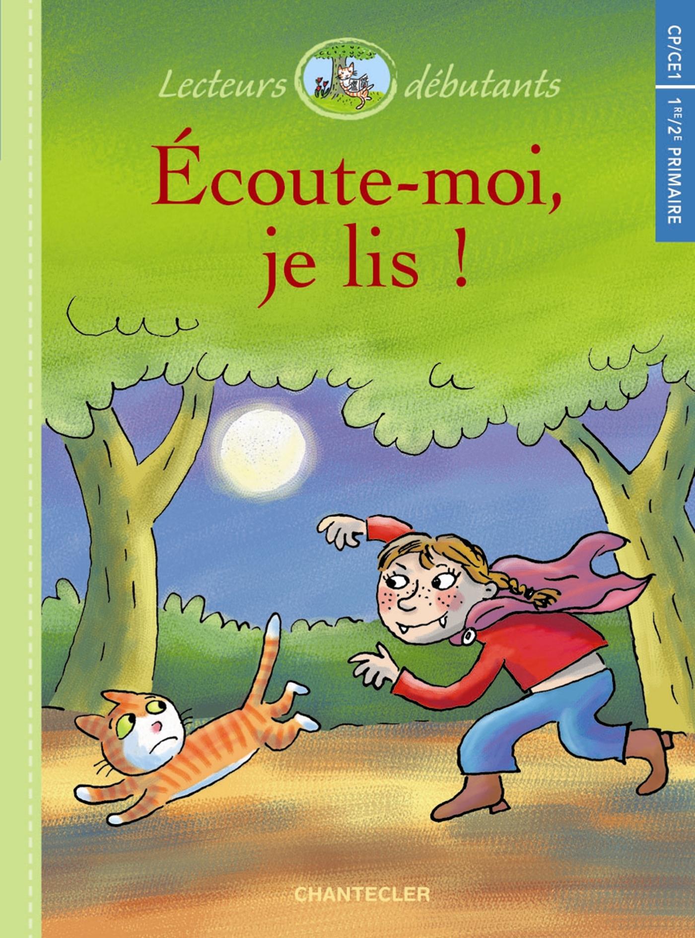 ECOUTE-MOI JE LIS ! CP/CE1 - UN CIRQUE DANS LE JARDIN