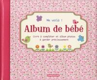 ME VOILA! ALBUM DE BEBE (ROSE)