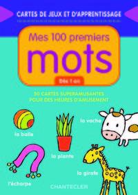 MES 100 PREMIERS MOTS (DES 1 AN)