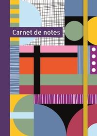 CARNET DE NOTES (GRAND) - MULTICOLORE