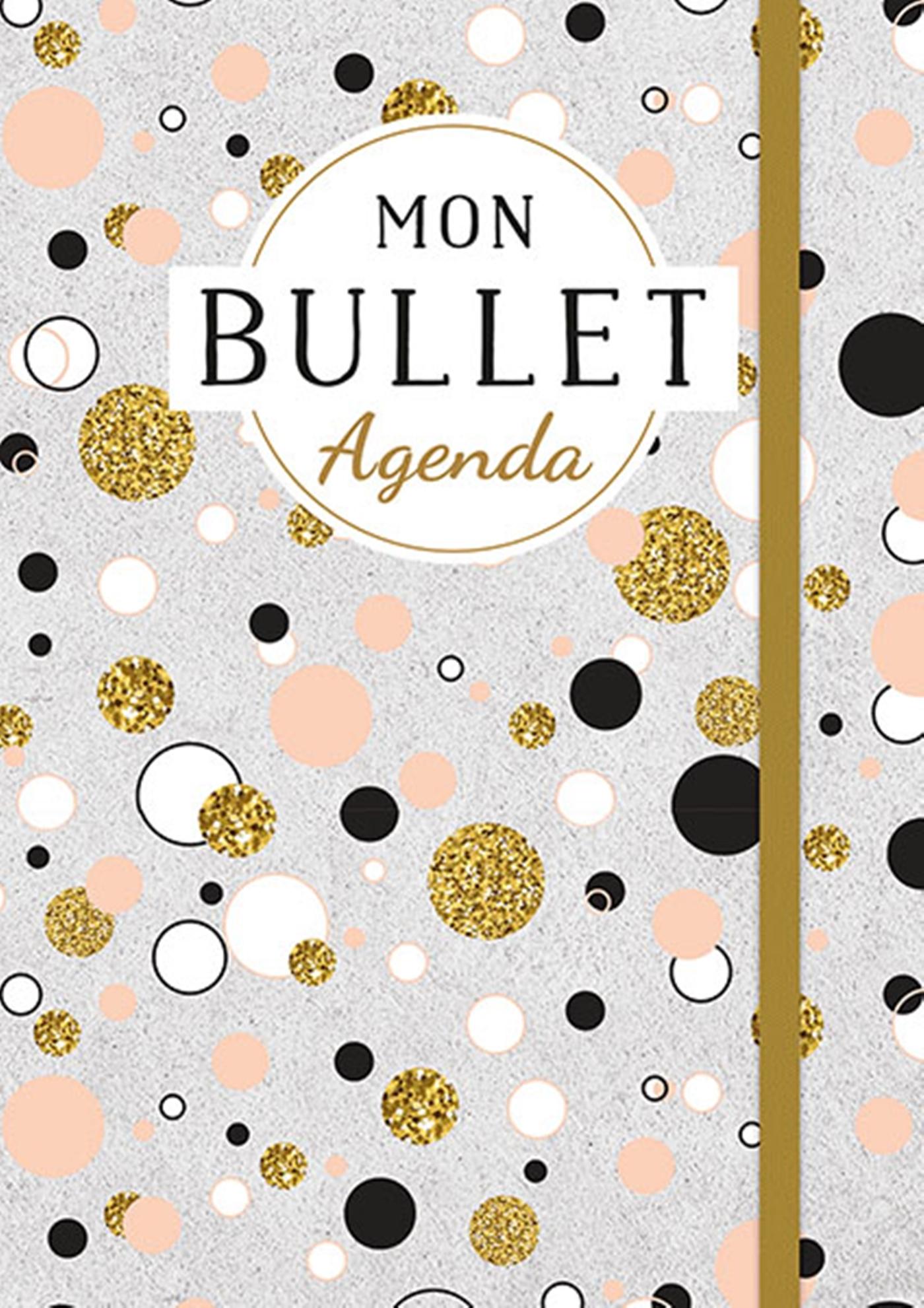 MON BULLET AGENDA (CERCLES)