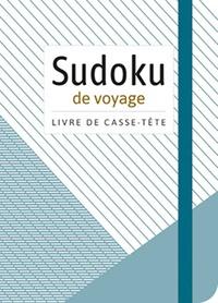 SUDOKU DE VOYAGE LIVRE DE CASSE-TETE