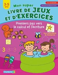 MON SUPER LIVRE DE JEUX ET D'EXERCICES (3-5 A)