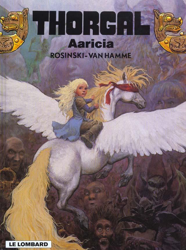 AARICIA - THORGAL - T14