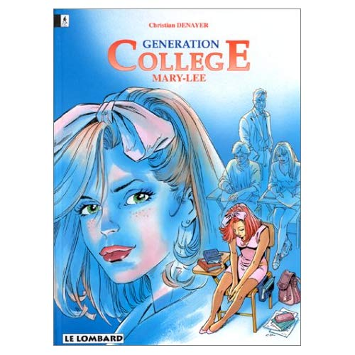 GENERATION COLLEGE - T2 - MARY LEE