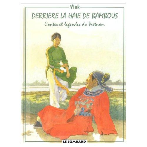 ONE SHOT - DERRIERE LA HAIE DE BAMBOUS
