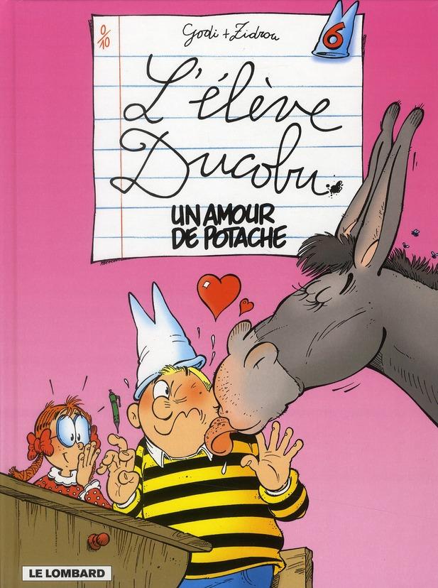 UN AMOUR DE POTACHE - DUCOBU - T6
