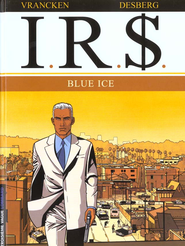 BLUE ICE - IRS - T3