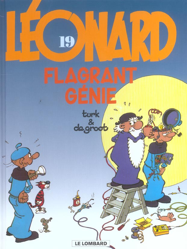 FLAGRANT GENIE - LEONARD - T19