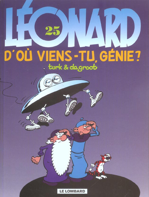 D'OU VIENS-TU GENIE ? - LEONARD - T25