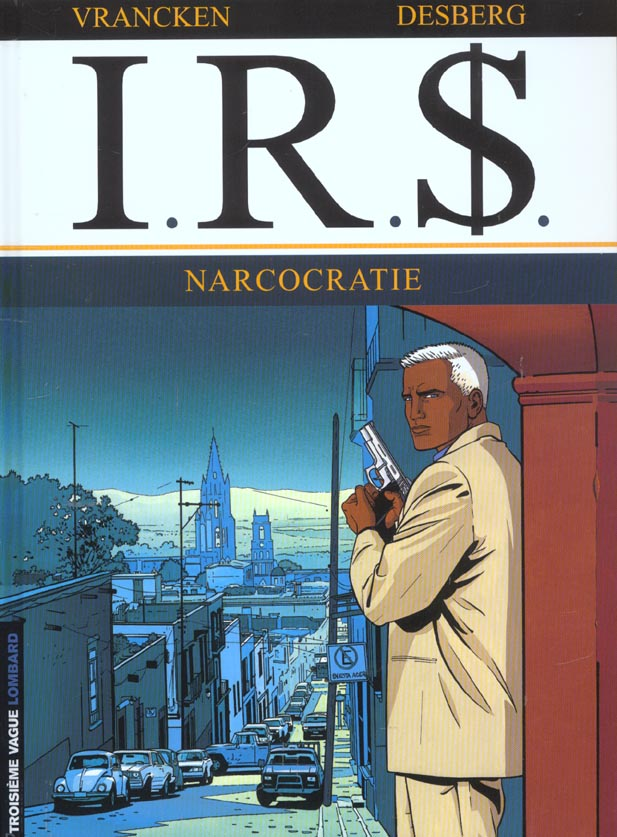 NARCOCRATIE - IRS - T4