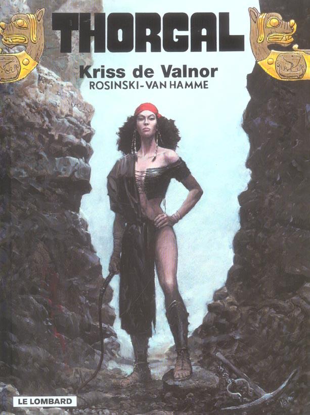 KRISS DE VALNOR - THORGAL - T28