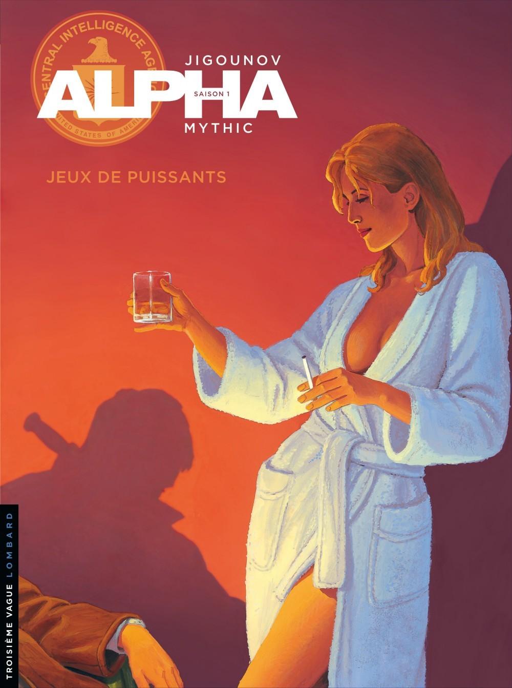 ALPHA - T8 - JEUX DE PUISSANTS