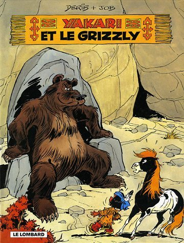 T5 - YAKARI ET LE GRIZZLY