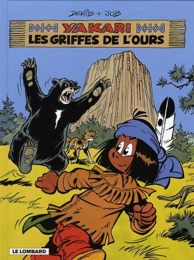 YAKARI - T32 - LES GRIFFES DE L'OURS