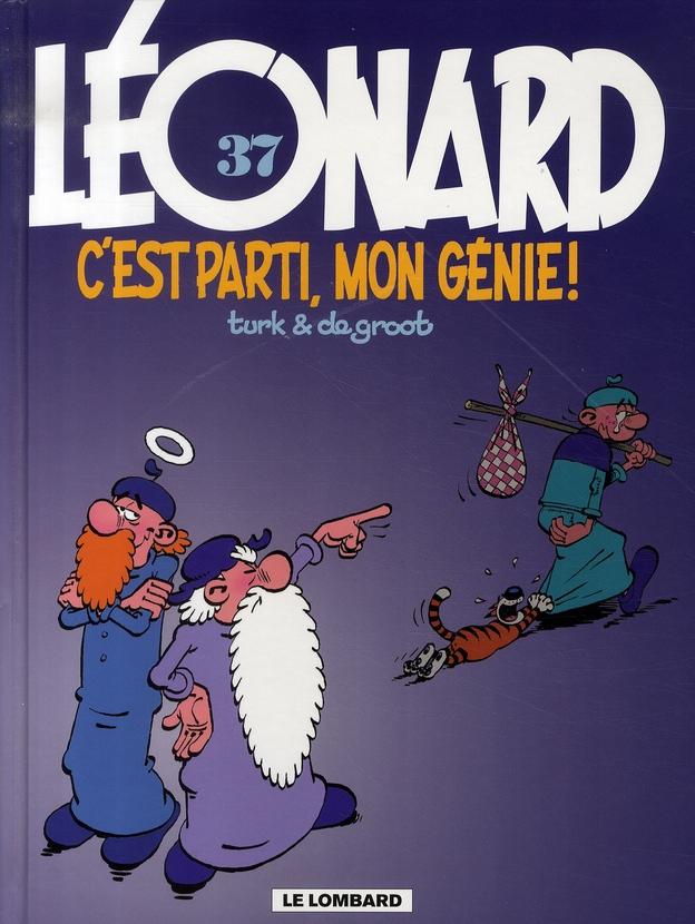 C'EST PARTI, MON GENIE ! - LEONARD - T37