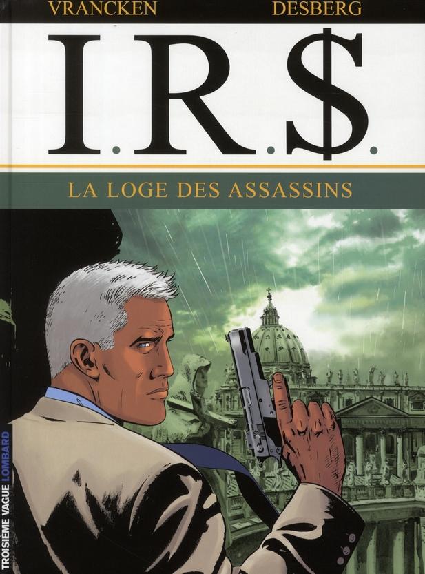 IRS - T10 - LA LOGE DES ASSASSINS