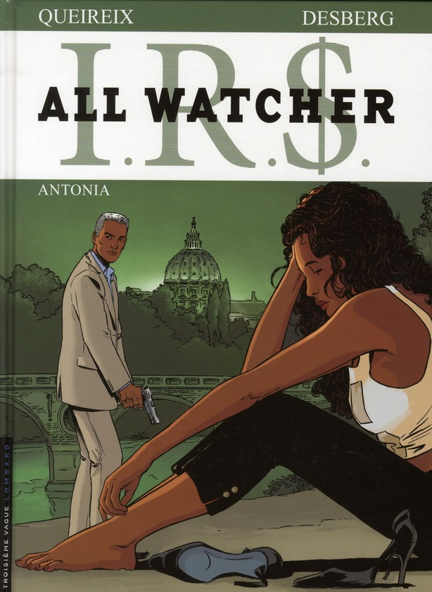 ALL WATCHER - T1 - ANTONIA