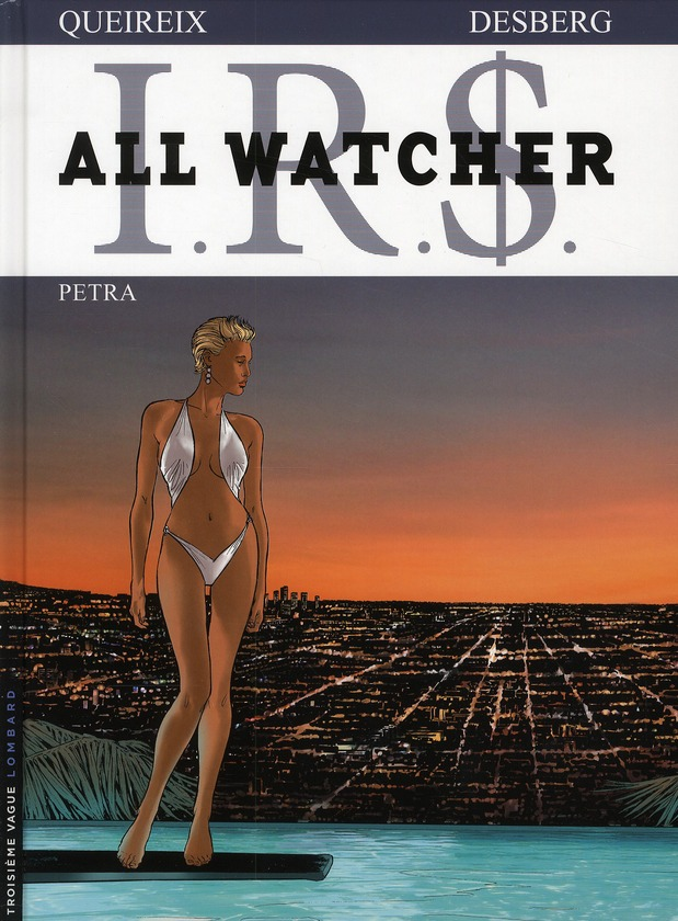 ALL WATCHER - T3 - PETRA