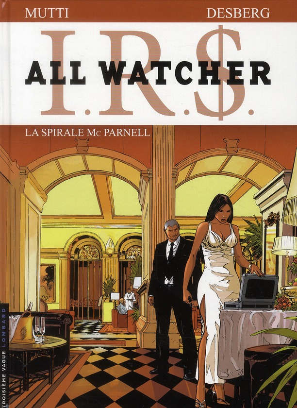 ALL WATCHER T4 LA SPIRALE MC PARNELL