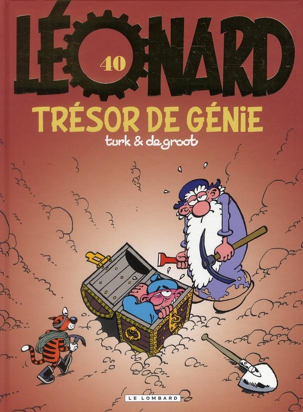 UN TRESOR DE GENIE - LEONARD - T40