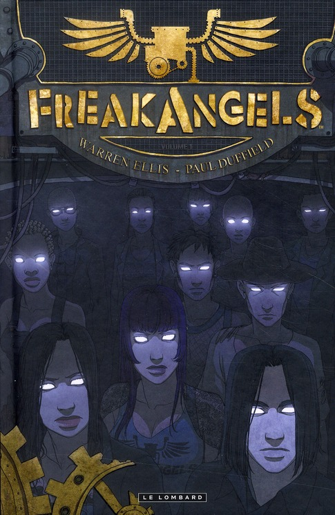 FREAK ANGELS - FREAKANGELS T1