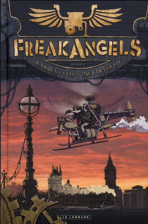 FREAK ANGELS - FREAKANGELS T2